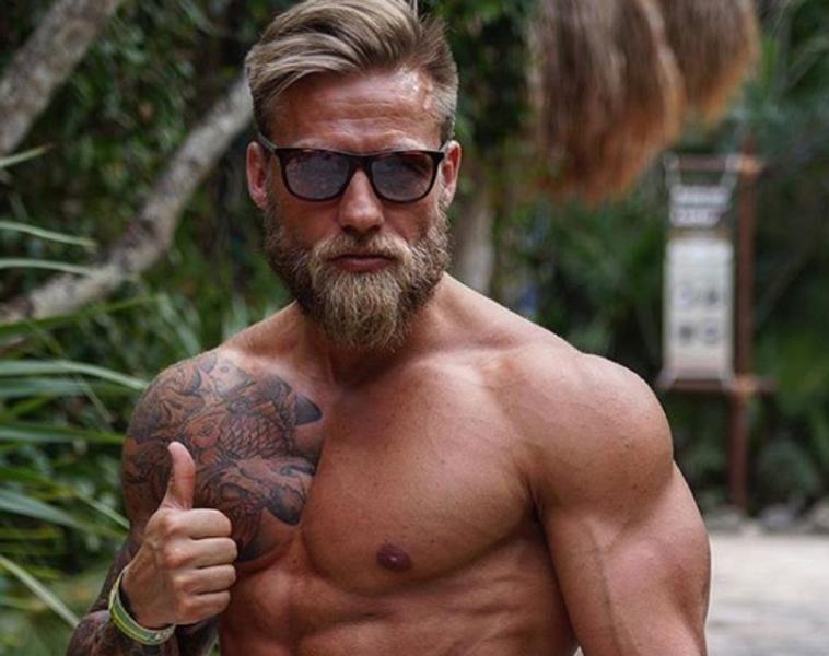 porter une belle barbe